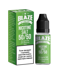 Blaze 10ml 20mg Nic Salts